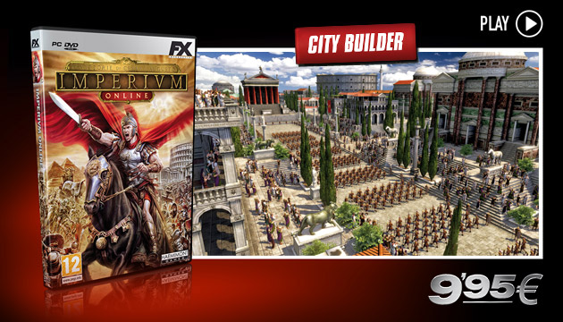 Imperivm Online- Juegos - PC - Espanol - City Builder