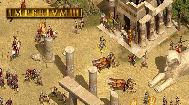 Imperivm GBR - Juegos - PC - Español - Estrategia