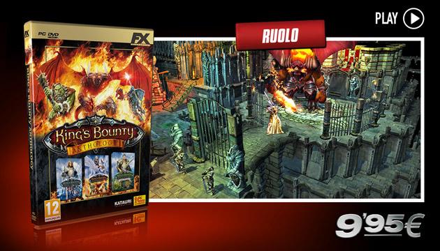 King Bounty Anthology - Giochi - PC - Italiano - Strategia