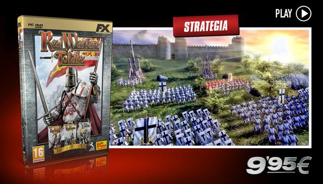 Real Warfare Anthology - Giochi - PC - Italiano - Strategia