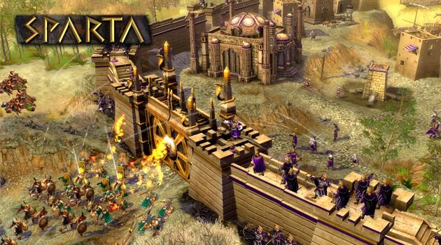 Sparta - Juegos - PC - Español - Estrategia