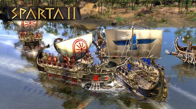 Sparta 2 - Juegos - PC - Español - Estrategia