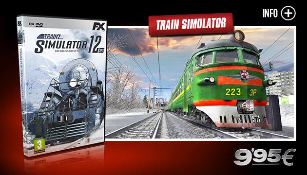 Trainz - Giochi - PC - Italiano - Simulazione