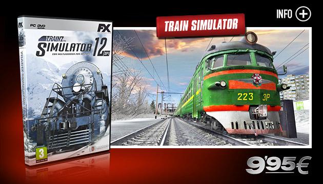 Trainz Simulator 12 - Juegos - PC - Español - Simulación