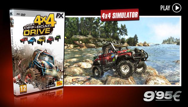 Off Road - Juegos - PC - Español - Simulación