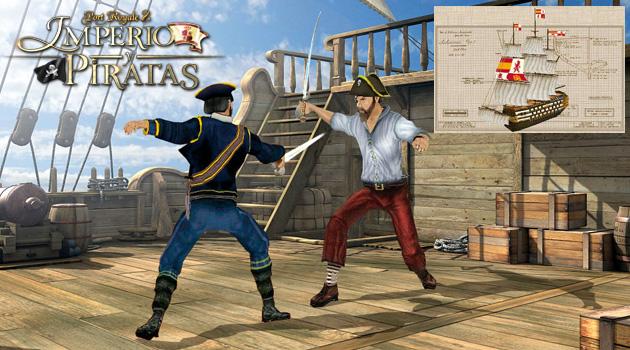 Port Royale 2 - Juegos - PC - Español - Estrategia