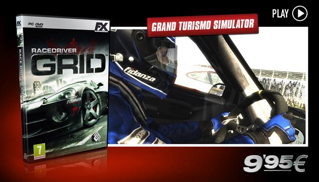 Race Driver - Juegos - PC - Español - Simulación