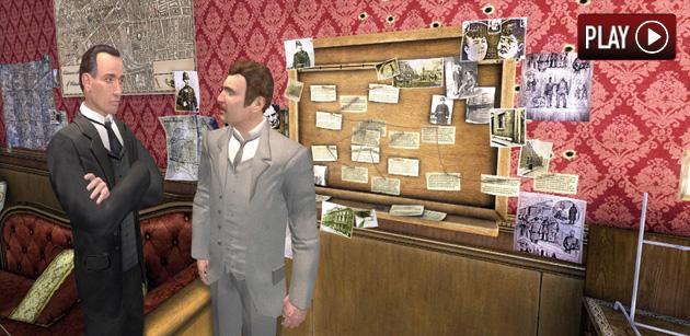 Sherlock Holmes contra Jacl El Destripador - Juegos - PC - Español - Aventura