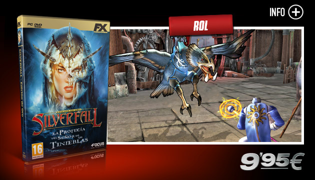 Silverfall - Juegos - PC - Español - Rol