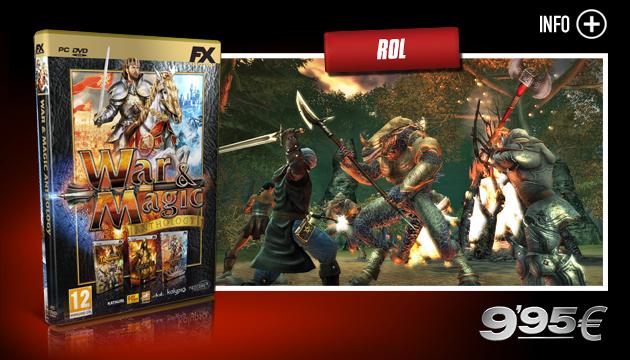 Disciples III - Juegos - PC - Espanol - Rol