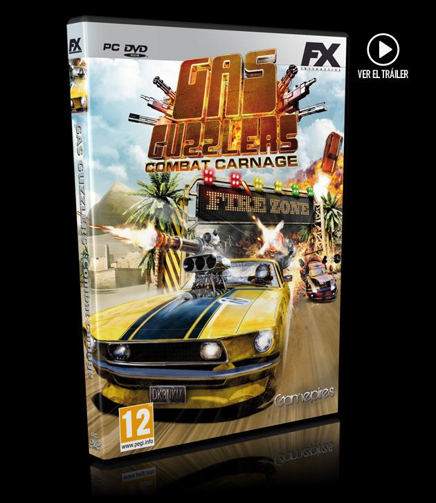 Gas Guzzlers - Juegos - PC - Español - Coches