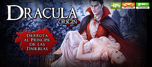 Dracula - Juegos - PC - Español