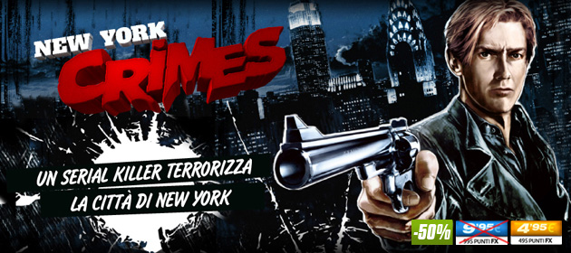 New York Crimes - Giochi - PC - Italiano