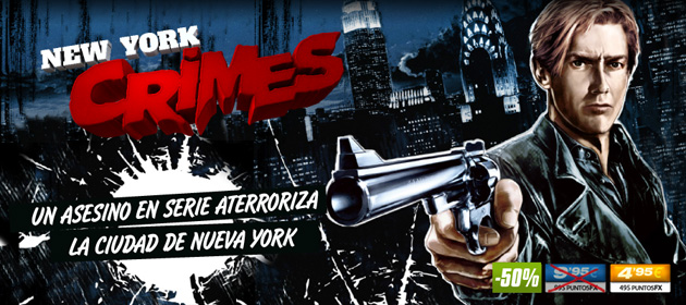 New York Crimes - Juegos - PC - Español