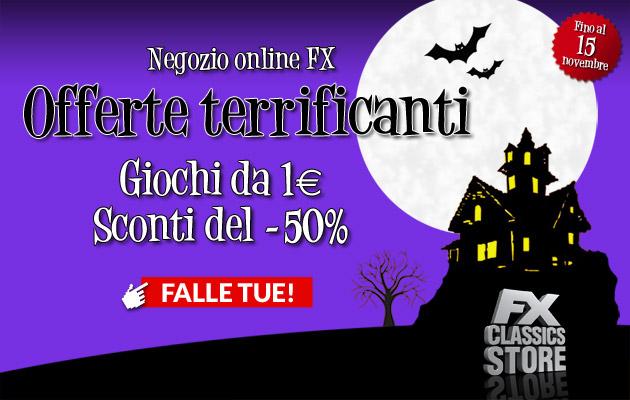 Offerte terrificanti - Giochi - PC - Italiano