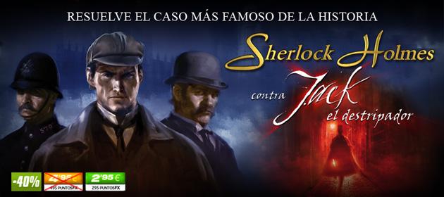 Sherlock Holmes 5 - Juegos - PC - Español