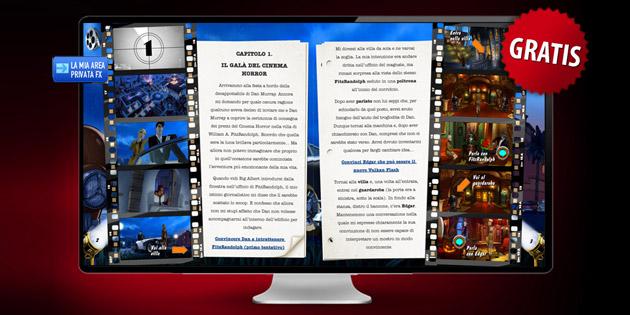 Hollywood Monsters 2 - Giochi - PC - Italiano - Avventura