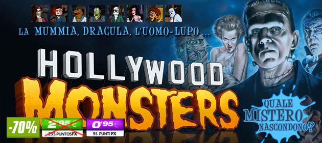 Hollywood Monsters 2 - Juegos - PC - Español - Aventura