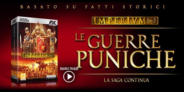 Imperivm - Giochi - PC - Italiano - Strategia