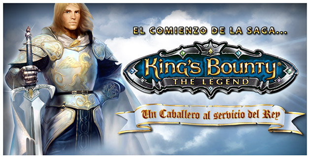 Kings Bounty The Legend - Juegos - PC - Español - Rol