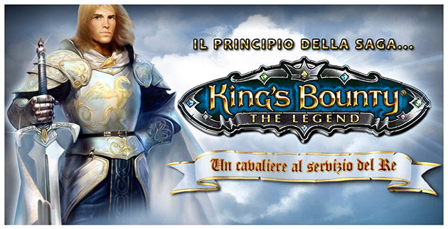 Kings Bounty The Legend - Giochi - PC - Italiano - Ruolo