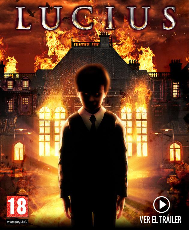 Lucius - Juegos - PC - Español - Aventura