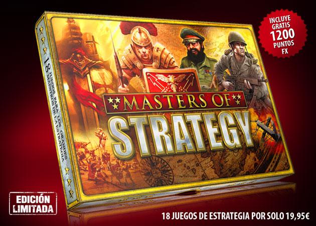 Master of Strategy - Juegos - PC - Español - Estrategia