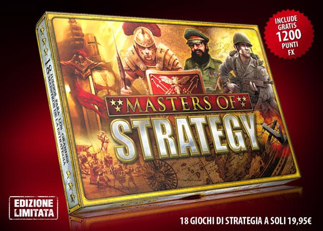 Master of Strategy - Giochi - PC - Italiano - Strategia