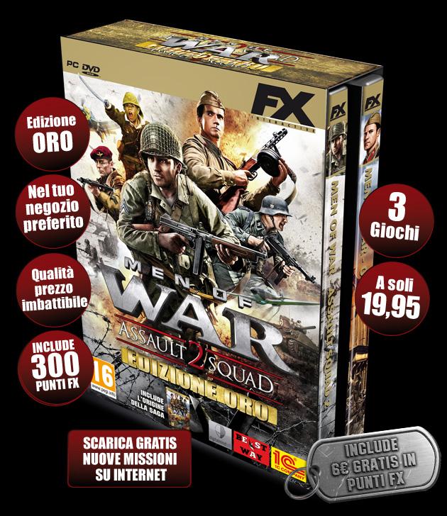 Men of War 2 - Giochi - PC - Italiano