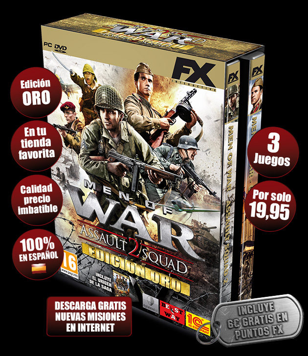 Men of War Assault Squad 2 - Juegos - PC - Español - Estrategia