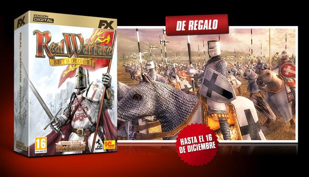 Real Warfare - Juegos - PC - Español - Estrategia