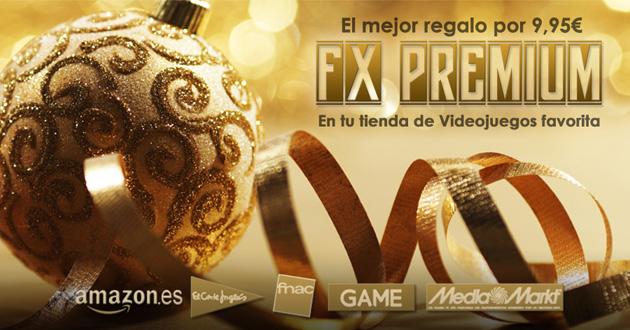 FX Premium - Juegos - PC - Español