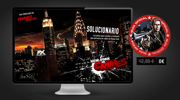 New York Crimes - Juegos - PC - Español - Aventuras