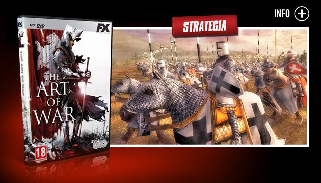 Art of war - Giochi - PC - Italiano - Strategia