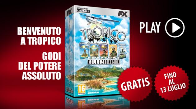 Tropico Collezionista - Giochi - PC - Italiano - Simulatore