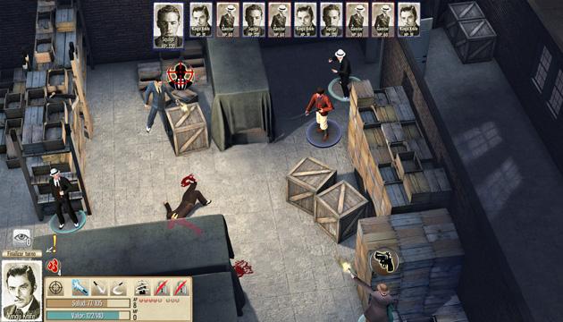 Omerta City of Gangsters - Juegos - PC - Español - Estrategia
