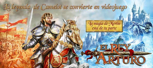 El Rey Arturo - Juegos - PC - Español - Estrategia