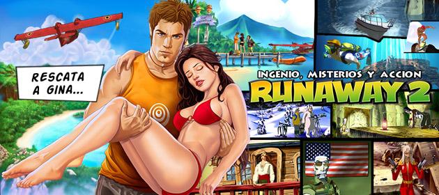 Runaway 2 - Juegos - PC - Español - Aventura