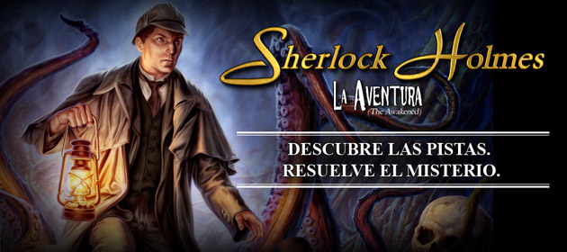 Sherlock Holmes La Aventura - Juegos - PC - Español - Aventura