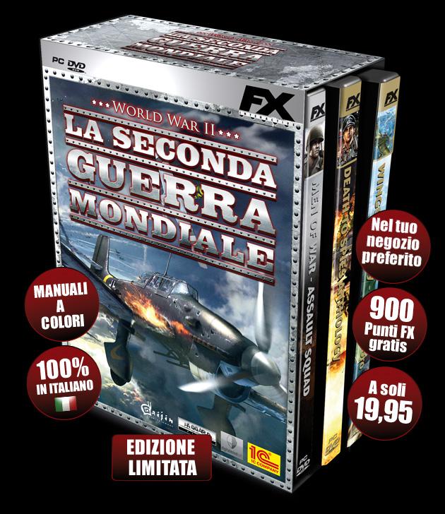 La Seconda Guerra Mondiale - Giochi - PC - Italiano - Strategia