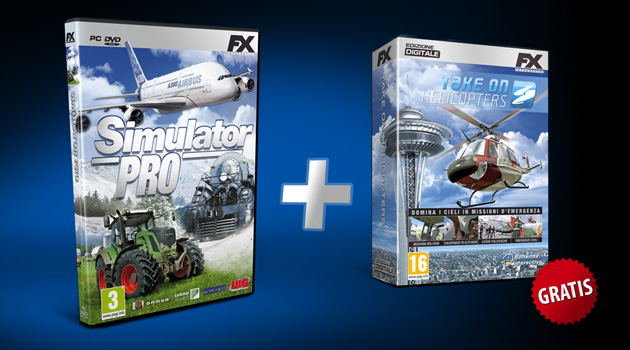 Simulator Pro - Giochi - PC - Italiano