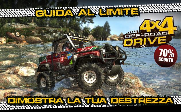 4x4 Off Road Drive - Giochi - PC - Italiano - Automobili