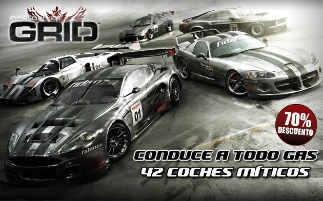 Race Driver Grid - Juegos - PC - Español - Coches