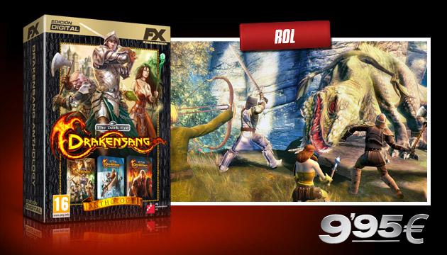 Drakensang Anthology - Juegos - PC - Español - Rol