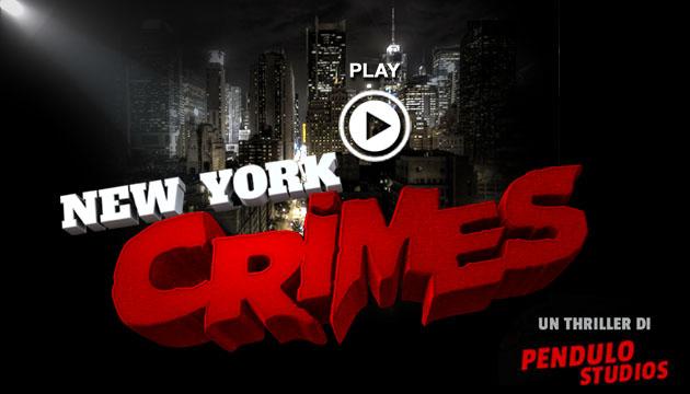 New York Crimes - Giochi - PC - Italiano - Avventura
