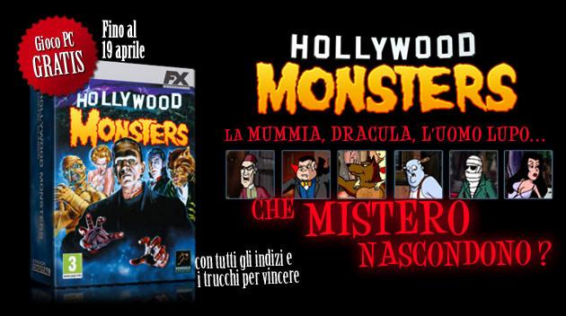 Hollywood Monsters - Scaricare - Giochi - PC - Italiano - Avventura