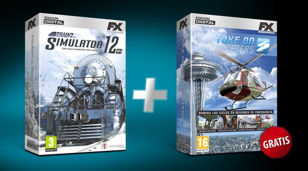 Trainz 12 - Juegos - PC - Español - Simulador de trenes