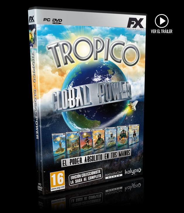 Tropico - Juegos - PC - Español - Estrategia