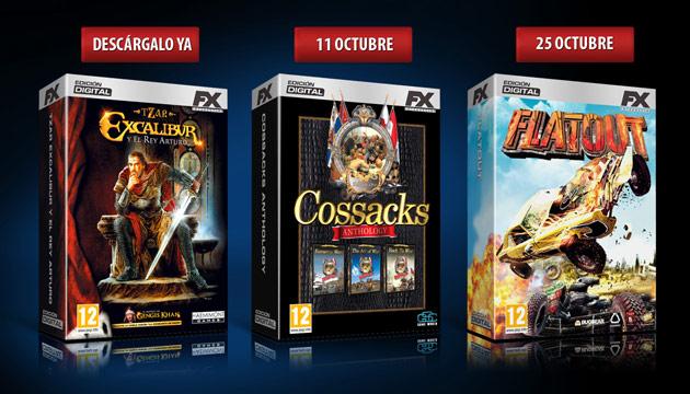 FX Online Store - Juegos - PC - Español