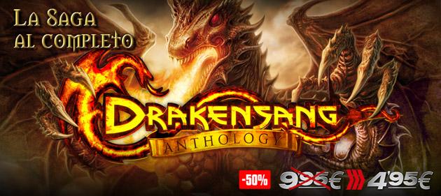 Drakensang Anthology - Giochi - PC - Italiano - Ruolo